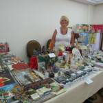 Val on Elemental Gifts stall